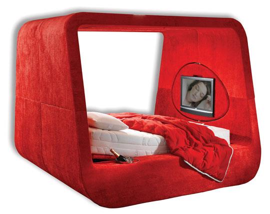 Sphere Bed camas