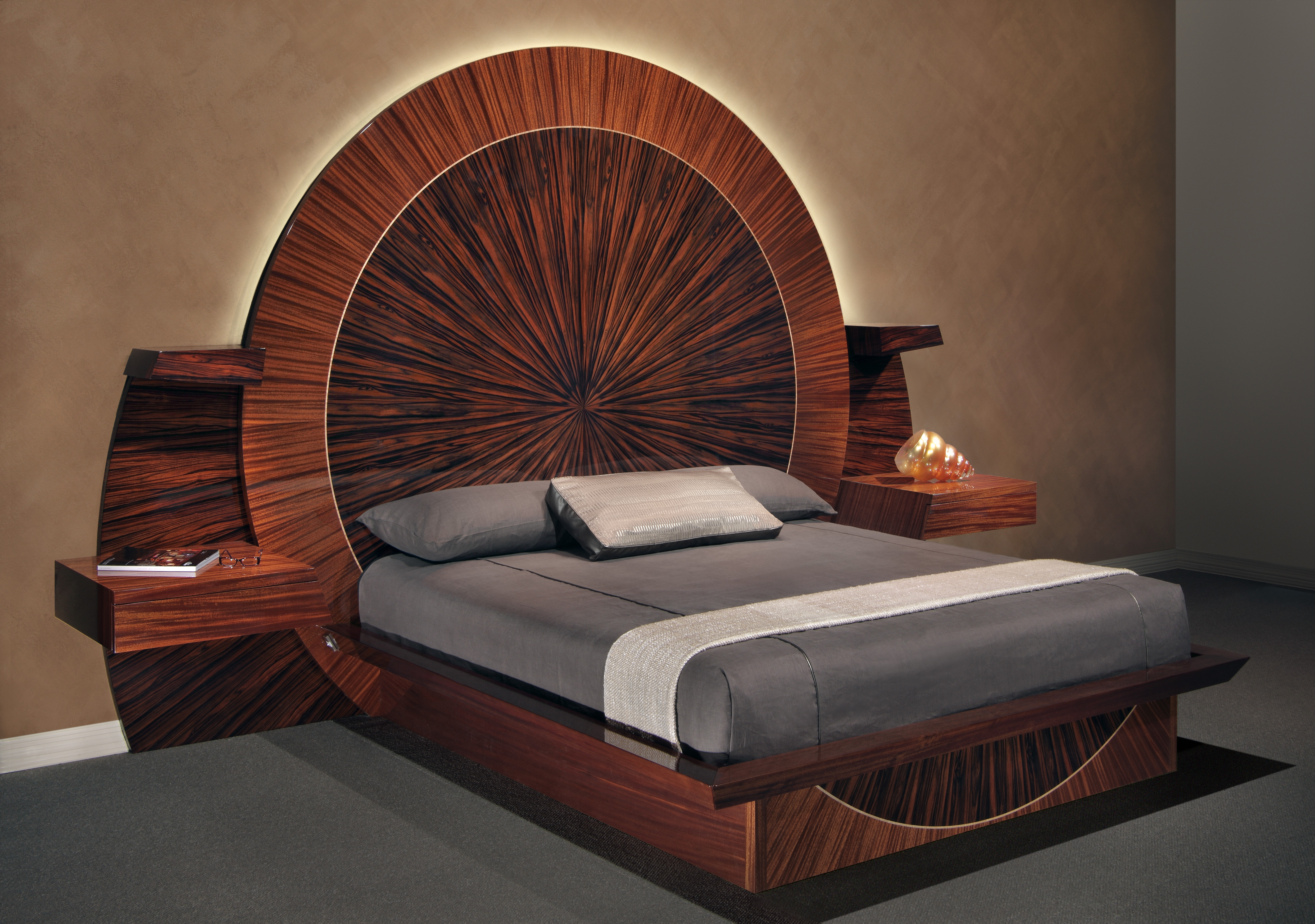 Parnian Furniture Bed