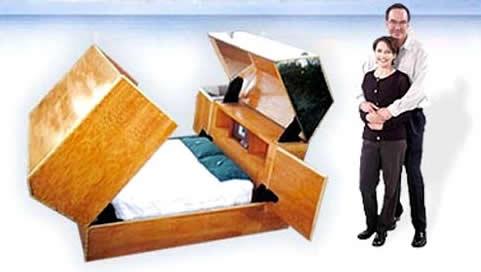 Quantum Sleeper Bed
