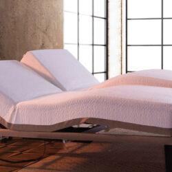 cuidar de uma cama articulada