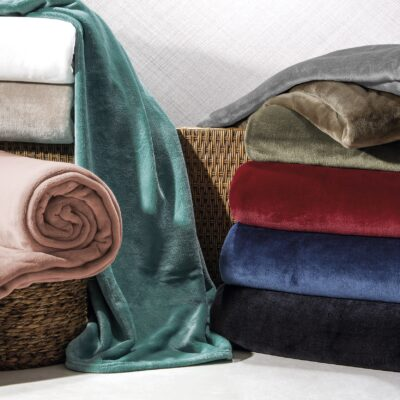 Manta Microfibra Kacyumara Blanket