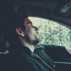 sono ao volante
