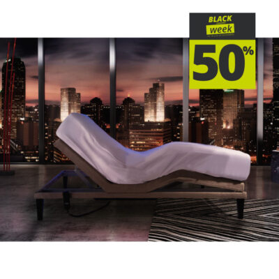 Cama Articulada Arq Black Friday