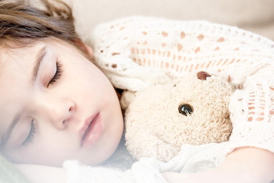 Apneia do sono pode afetar crianças