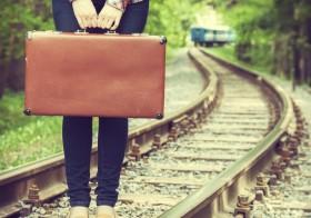 Sem organização, sobram roupas e falta espaço para a sua mala de viagem