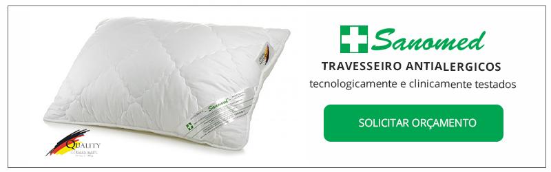 Travesseiro antialérgico