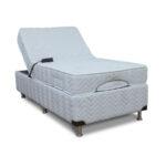 cama articulada de solteiro